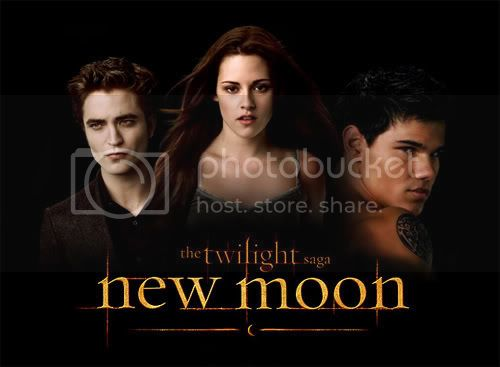 NEW MOON Pictures, Images and Photos